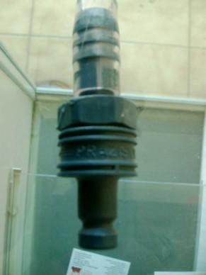 Rychlospojka ( sameček ) pro BFS hadici 6 mm FROTEK BFS Rychlospojka