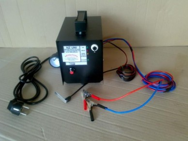 Záložní zdroj pro vytápění v rodinných domech 500W  NZ 500