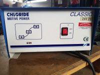 Trakční nabíječ CHLORIDE - E230G24/20