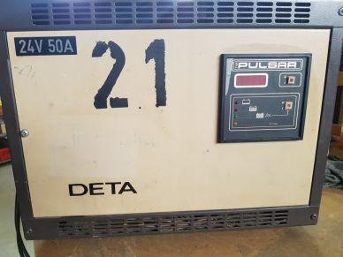 Trakční nabíječDETA - E230G24/50