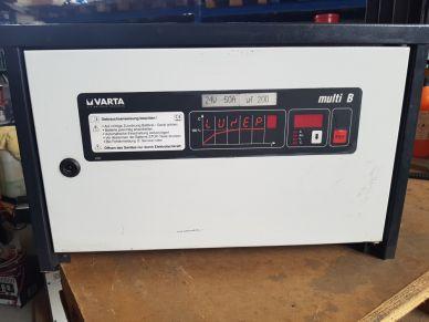 Trakční nabíječ VARTA - E230G24/50 WF 200